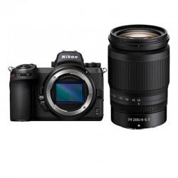 Nikon Z6II + 24-200mm