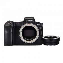 Canon EOS R Body + Adapter...