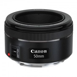 Canon 50mm f1.8 STM EF