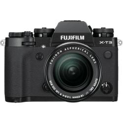 Fujifilm  X-T3 Zwart +...