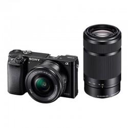 Sony A6000 16-50mm en 55-210mm