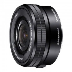 Sony 16-50mm F3.5-5.6 Zwart