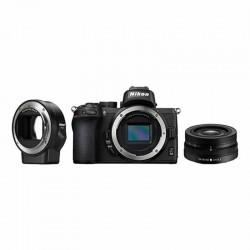 Nikon Z50 + 16-50mm + FTZ...