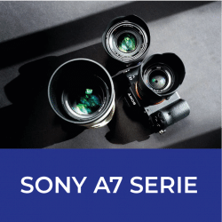 Workshop Sony A7 serie