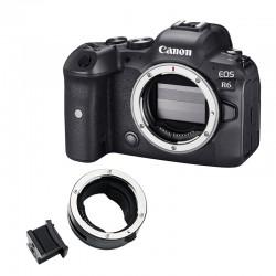 Canon Eos R6 Body + GRATIS...
