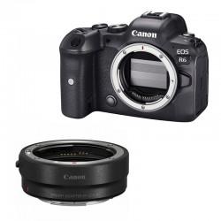 Canon Eos R6 + Canon EF-EOS...
