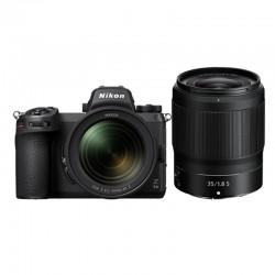 Nikon Z6 II + 24-70mm f4 +...