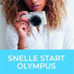Workshop Snelle start Olympus