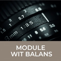 Workshop Module Wit Balans