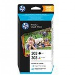 HP 303 PVP 4-pack +...