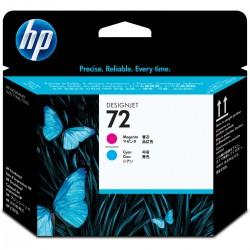HP 72 printkop magenta en...