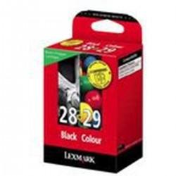 Lexmark Nr28 + Nr29 ink...