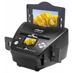 Reflecta 3 in 1 Black Slide Negative Scanner