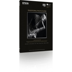 Epson S045051 Traditional photo paper inktjet 330g m2 A3+ 25