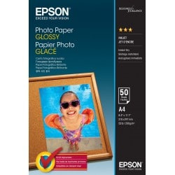 Epson Photo paper glossy A4 50 sheets 1-pack