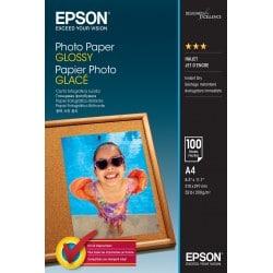 Epson Photo Paper Glossy A4 100 sheets