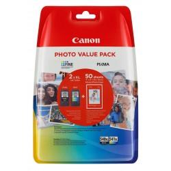 Canon PG-540XL CL541XL Value Pack blister 4x6 Phot Paper GP-