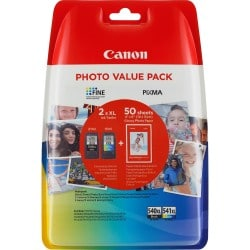 Canon PG-540XL CL541XL Value Pack blister security 4x6 Phot