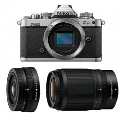 Nikon Z FC  + Nikkor DX...