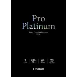 Canon PHOTO PAPER PRO PLATINUM PT-101 A4 20 SH